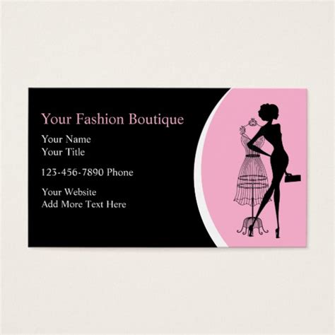fashion design business fashion business cards exles best business cards