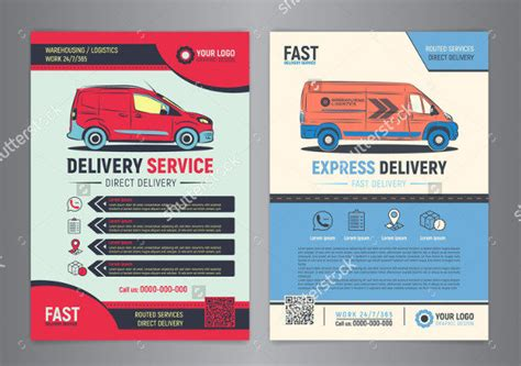 delivery flyer template 96 delivery flyer template sushi delivery flyer template a5 cleaning service template and