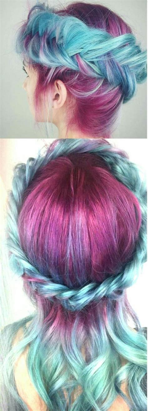 cool hair dye colors popular 9 cool summer hair color ideas to try