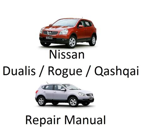 automotive air conditioning repair 2008 nissan rogue electronic valve timing nissan dualis rogue qashqai 2007 2013 only repair manuals