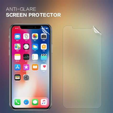 Nillkin Iphone X nillkin matte screen protector iphone x iphonehuset no