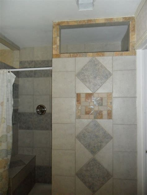 custom shower bench 17 best images about my diy tile remodels on pinterest travertine patio tiles and