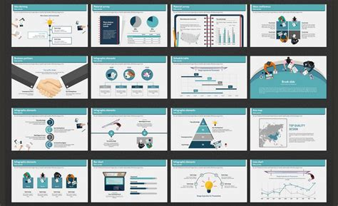 60 Beautiful Premium Powerpoint Presentation Templates Powerpoint Slide Ideas