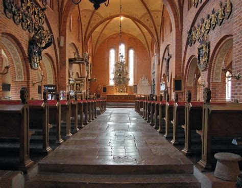 Church Interiors file skokloster church interior jpg