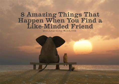Find Like Minded 8 Amazing Things That Happen When You Find A Like Minded Friend Learning Mind