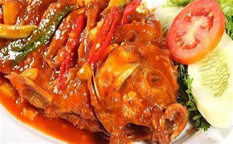 resep masak   membuat ikan kerapu goreng saus