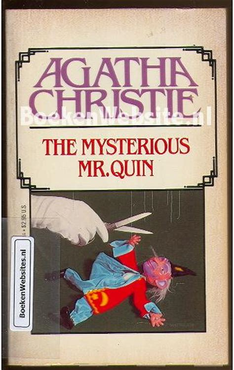 libro the mysterious mr quin the mysterious mr quin agatha christie boeken website nl