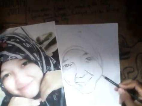 tutorial menggambar dengan pensil cara tutorial menggambar sketsa wajah dengan pensil mudah