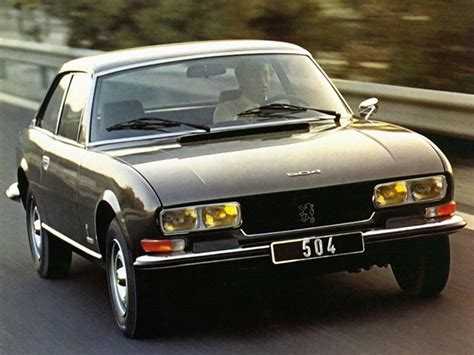 peugeot 504 coupe peugeot 504 coupe bing images classic cars peugeot
