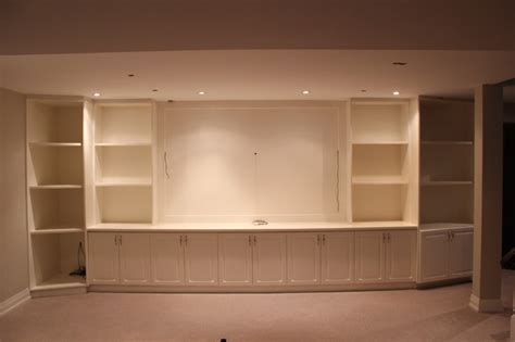 custom wall cabinet entertainment wall units