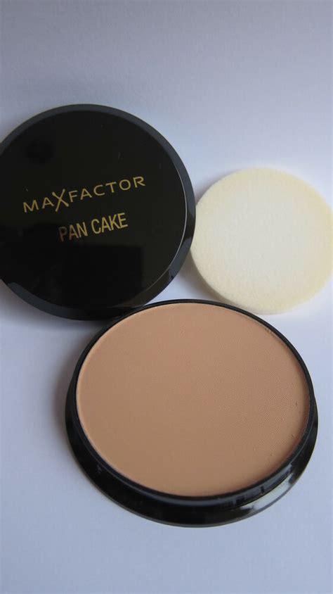 max factor pancakepan cake foundation tan