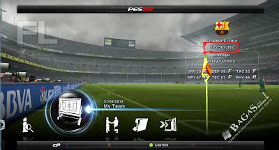 bagas31 nox pes 2012 trainer for master league bagas31 com