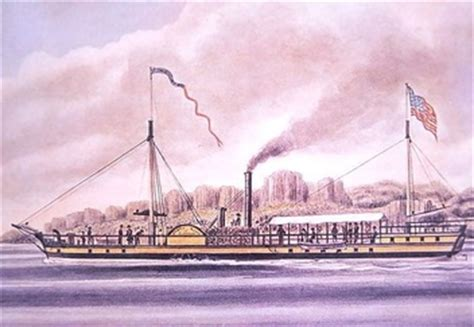 steamboat effects steamboats the transportation revolution