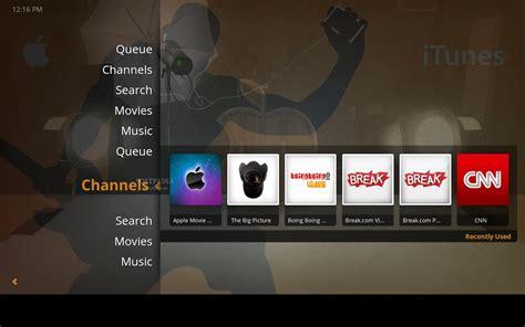 plex home theater mac