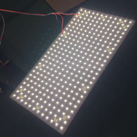 smd flat led film light panel led paper thin led ilumi