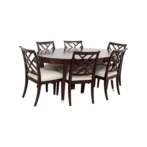 100 ethan allen dining room sets used high end used 100 ethan allen tables lockwood end table side tables