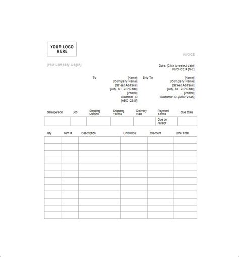 model invoice template 28 images modeling 101 a model