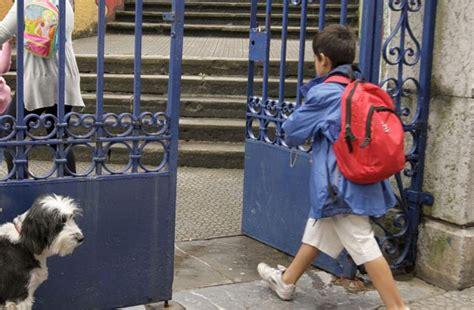imagenes niños yendo al colegio impacto de la huelga en las aulas elmundo es