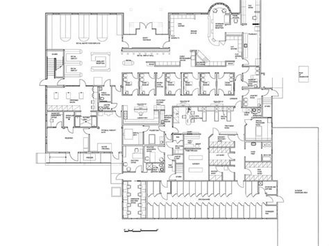 kennel floor plans dog boarding kennel plans floor plan humane society