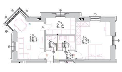 planimetria appartamento appartamenti in vendita centro trento