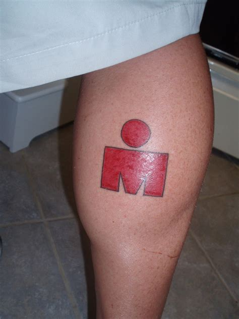 ironman triathlon tattoo 1000 images about on