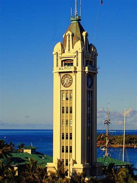 aloha haircuts hilo hours aloha tower honolulu oahu hawaii place to go usa