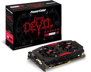 Vga Power Color Rx470 4gb Ddr5 power color rx470 graphic card power color