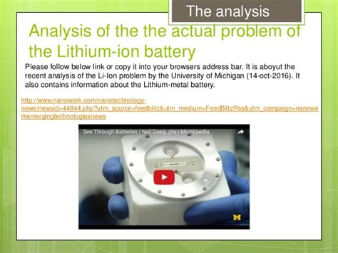Replace Mba Battery By Myself Or by The Lithium Ion Problem Versus The Lithium Metal And