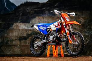 Ktm Six Days All New 2018 Ktm Six Days Models Introduced With A Whole