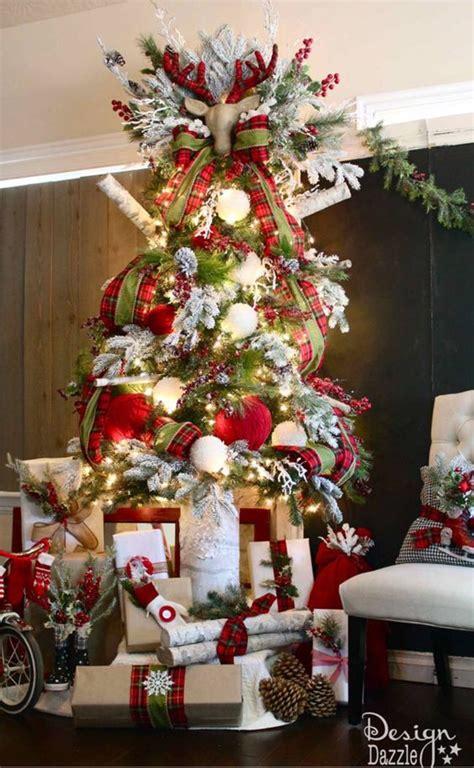 los mejores arboles de navidad decorados curso de