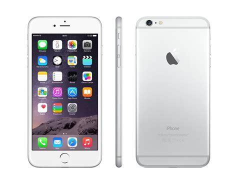 Iphone 6s Plus 1664gb iphone 6 plus 16 gb silver akilli telefon teknosa