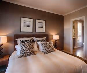 beautiful feature wall colour in this master bedroom i