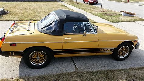 1977 mg mgb for sale frankfort illinois