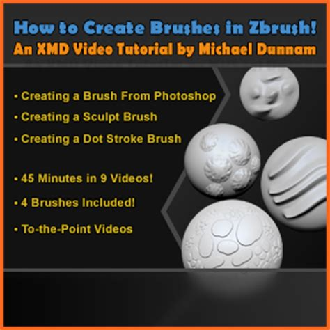 zbrush tutorial gumroad zbrush brush tutorial michael dunnam 3d environment