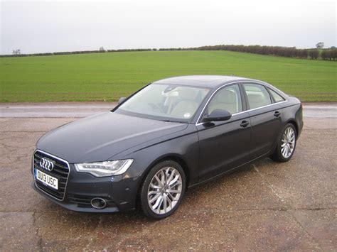 Audi A6 3 0 Tdi 313 Ps Test by Audi A6 3 0 Bitdi Quattro Se 313ps Review Wheel World