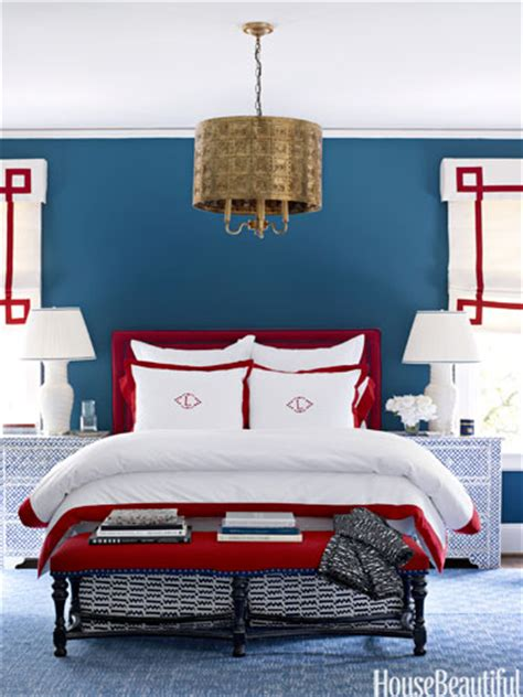 navy and red bedroom best navy blue paint colors