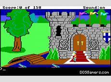 King's Quest on Windows 10, 8 and Windows 7 Atari 2600 Emulator Download