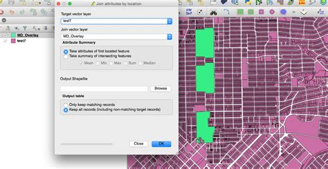 qgis tutorial join qgis join polygons by location postgresql postgis