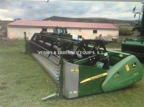 deere extension colza d occasion barre de coupe 2002