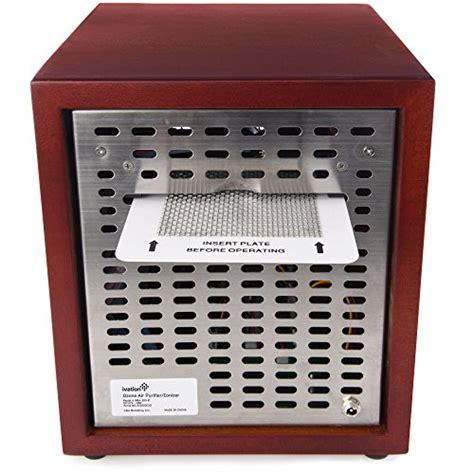 ivation ozone generator air purifier ionizer deodorizer import it all