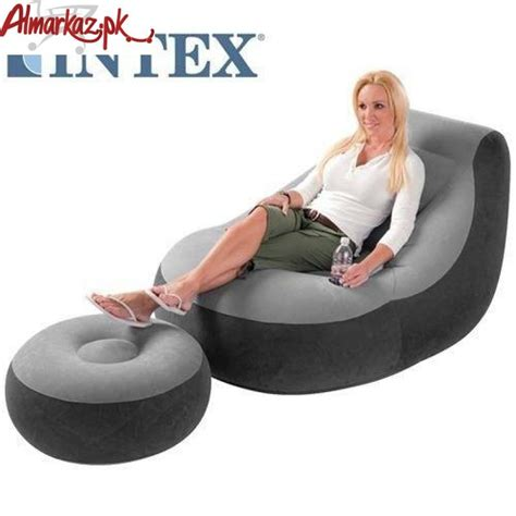 inflatable recliner chair lazy recliner inflatable relaxing single air chair sofa