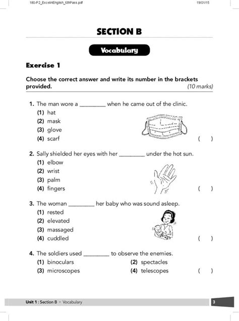 Excel in English with Critical Thinking - Primary 2