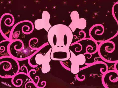wallpaper skull pink pink skull wallpaper best windows 7 wallpapers