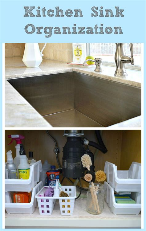Kitchen Sink Store Kitchen Sink Organization My Uncommon Slice Of Suburbia