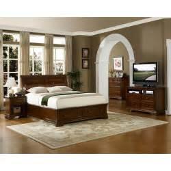 king bedroom sets image: bennington  piece king storage bedroom set