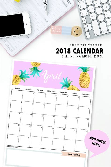 printable calendar mom 18 free printable 2018 calendars to kick start the new