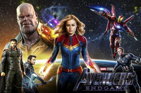 avengers endgame captain marvel  heroes hd