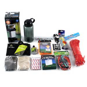 Survival Kit Template by Emergency Wilderness Survival Kit Emergency Plan