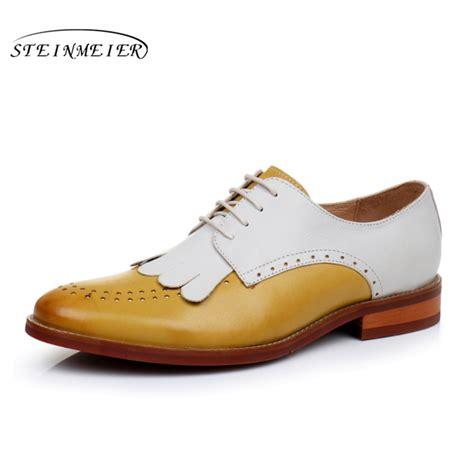 flat shoes size 9 genuine leather size 9 designer yinzo vintage flat