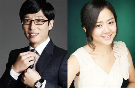 Yoo Jae Suk and Moon Geun Young Chosen as Celebrities Most